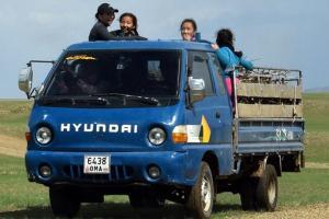 几乎没有中国品牌 蒙古国都有些什么车