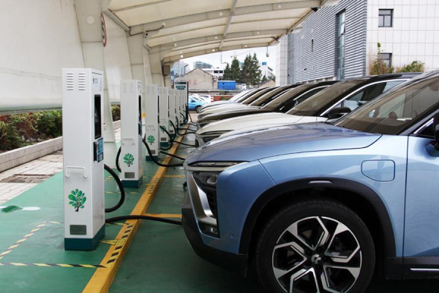 充电并非用户私事 蔚来ES8长途充电体验
