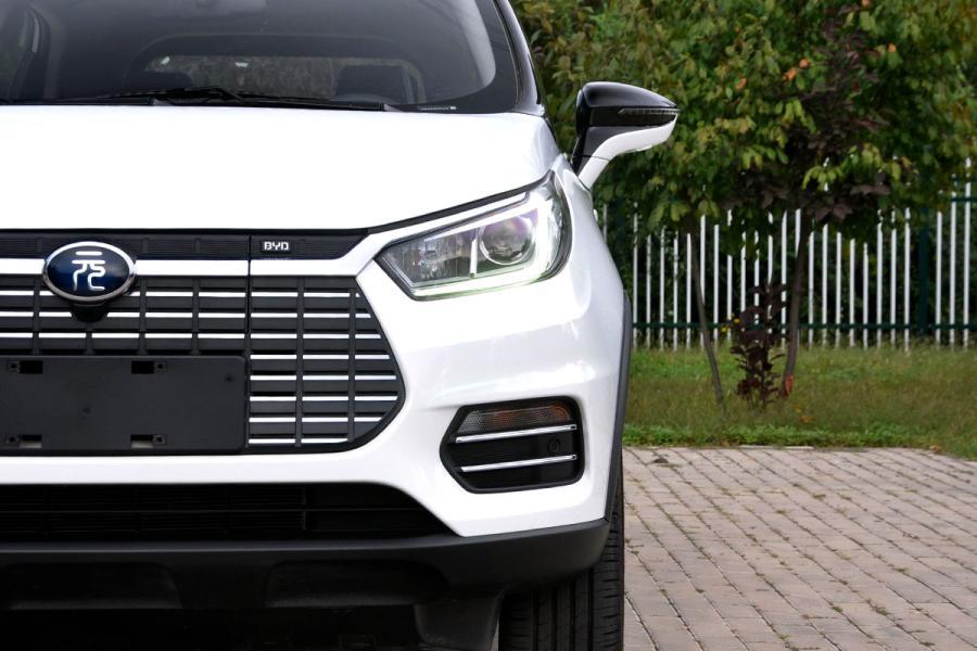 【视频】实力派小型SUV 试驾比亚迪元EV