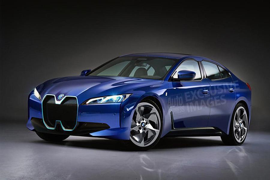 宝马i4将推出两种动力版本 后驱或四驱
