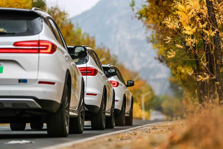 试比亚迪宋EV500 成熟电动SUV的高姿态