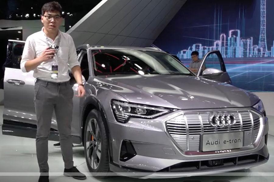 【视频】2018广州车展 纯电动车型大汇总