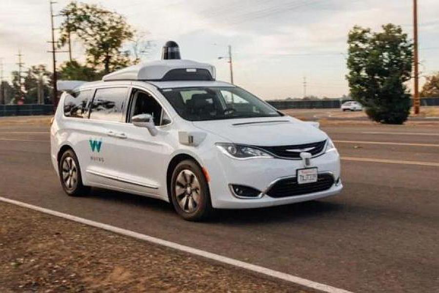 美国加州无人驾驶车数量今年升至658辆