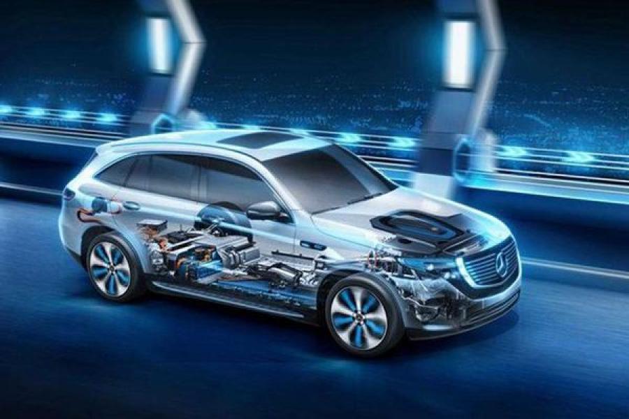 戴姆勒将购入价值逾200亿欧元动力电池