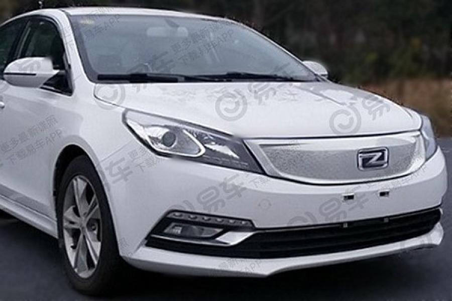 细节变化明显 众泰新电动车EZ500申报图