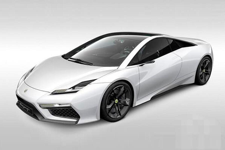 吉利建厂产路特斯跑车 功率超1000马力